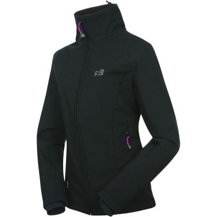 photo: Millet LD Manaslu Jacket soft shell jacket