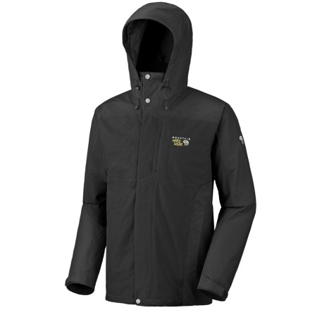 photo: Mountain Hardwear Avelian Parka snowsport jacket