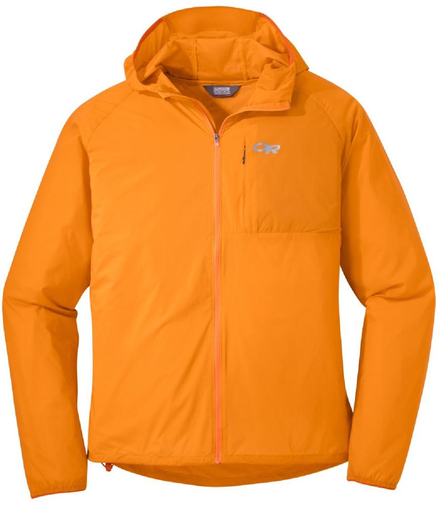 photo: Outdoor Research Tantrum II Hooded Jacket wind shirt