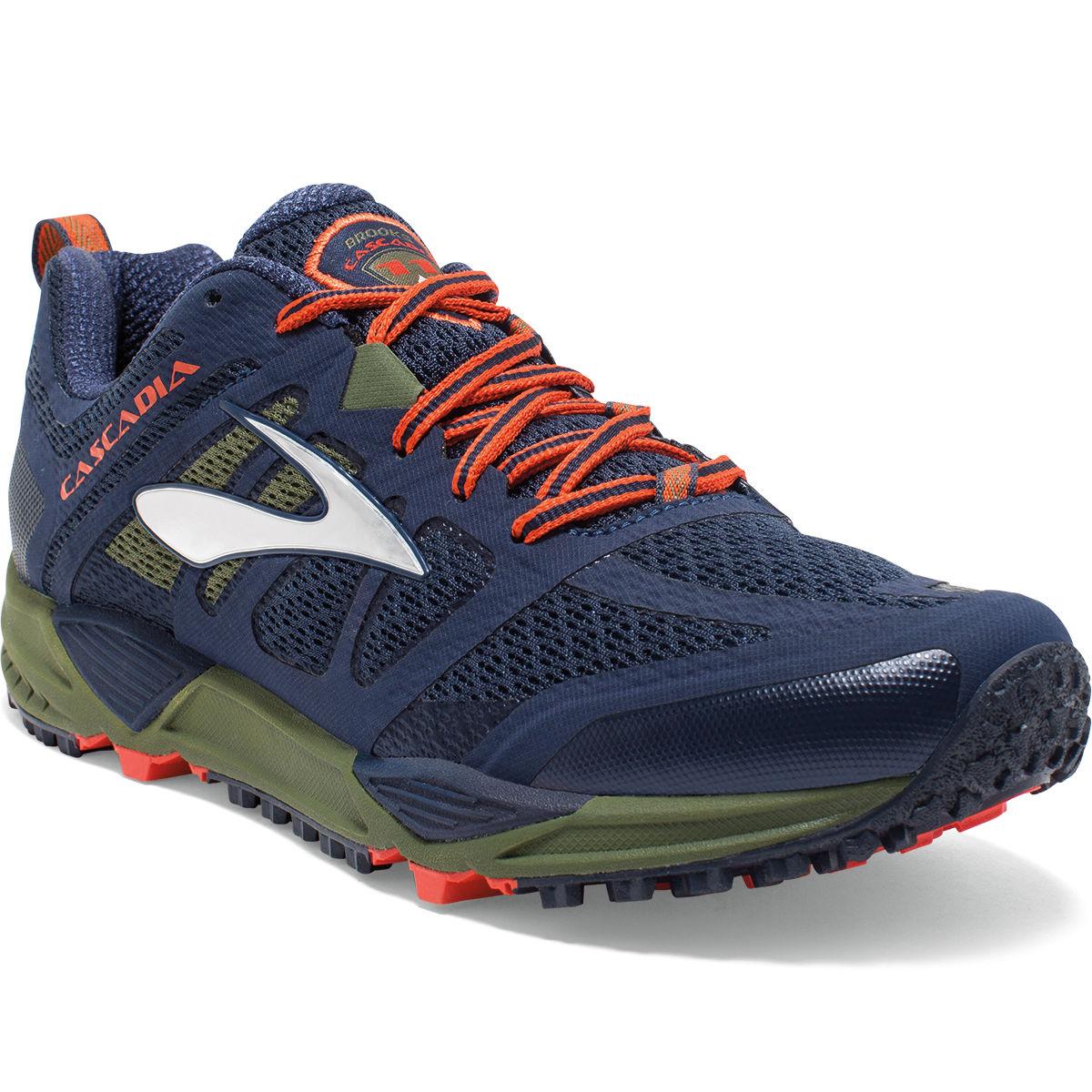 photo: Brooks Cascadia 11 trail running shoe