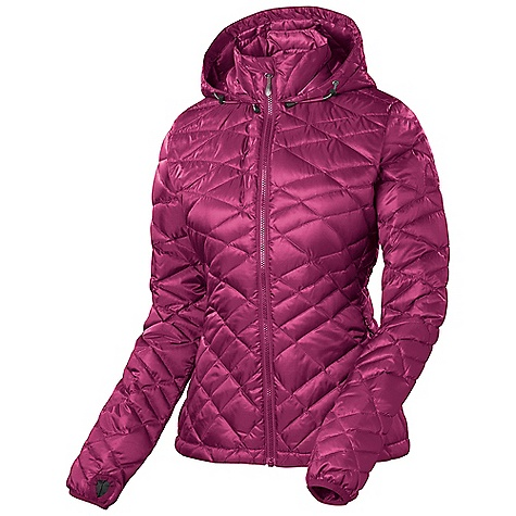 photo: Sierra Designs Women's Stratus Jacket down insulated jacket