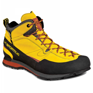 photo: La Sportiva Boulder X Mid GTX hiking boot