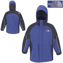 photo: The North Face Boys' Mountain Jacket waterproof jacket