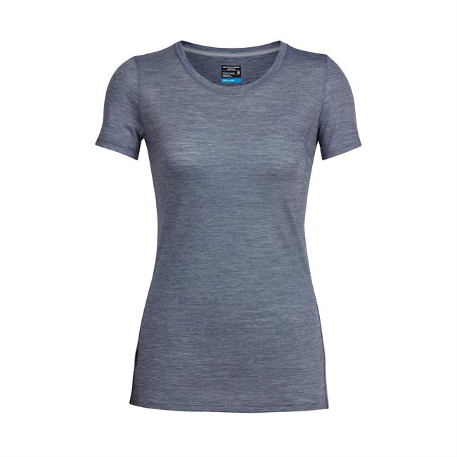 photo: Icebreaker Women's Sphere Short Sleeve Crewe short sleeve performance top