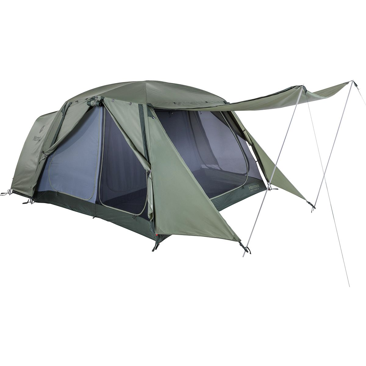 photo: Marmot Guest House 4P three-season tent