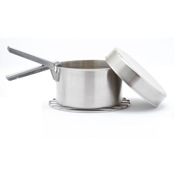 photo of a Kelly Kettle cookware