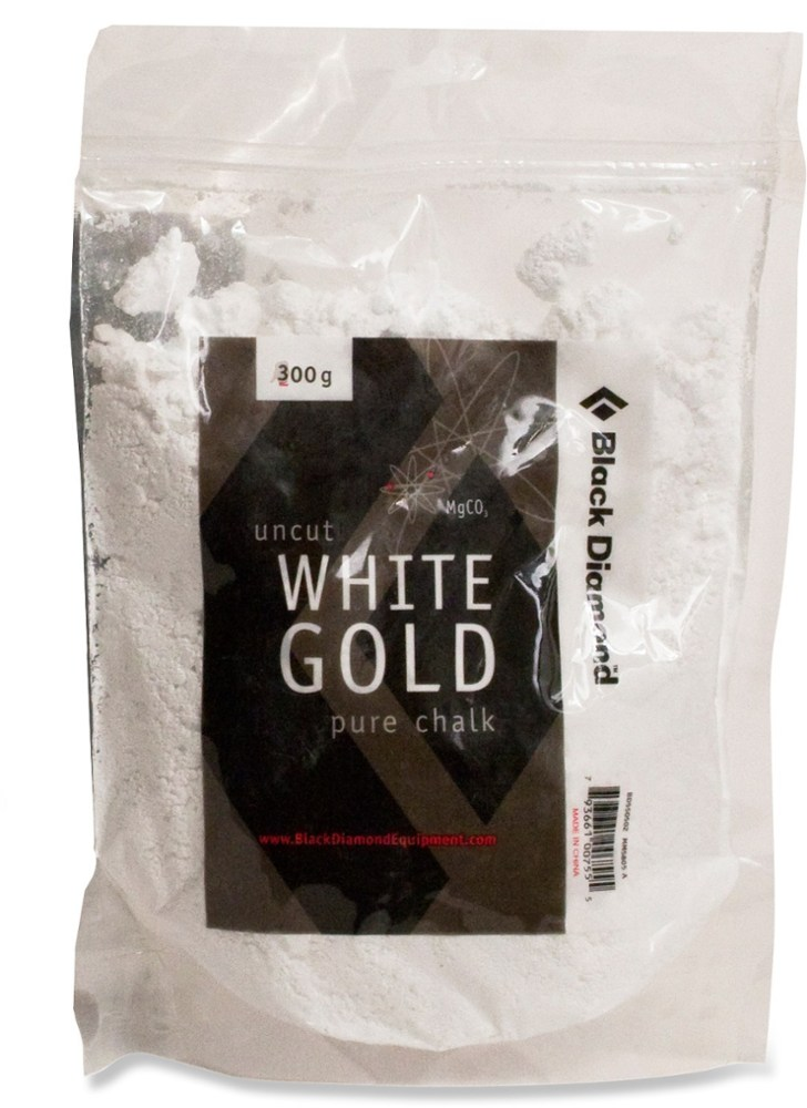 photo: Black Diamond White Gold Loose Chalk chalk