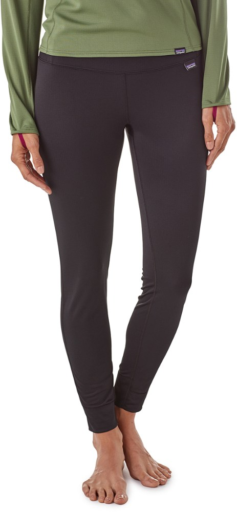 photo: Patagonia Women's Capilene 3 Midweight Bottoms base layer bottom