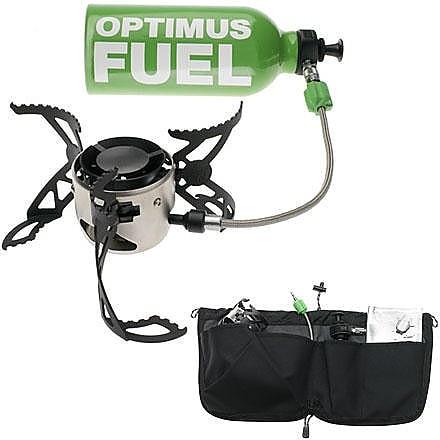 photo: Optimus Nova+ liquid fuel stove