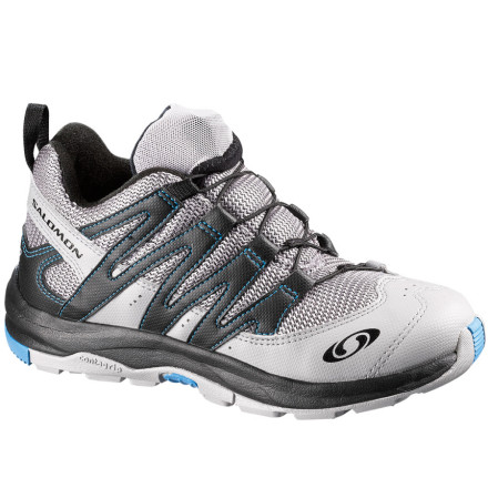 photo: Salomon Kids' XA Pro trail running shoe