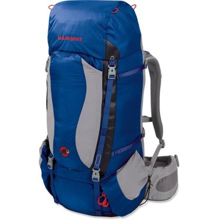 photo: Mammut Heron Light 60+15 weekend pack (3,000 - 4,499 cu in)