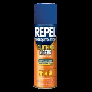 Repel Mosquito Stop Clothing & Gear Insect Repellent