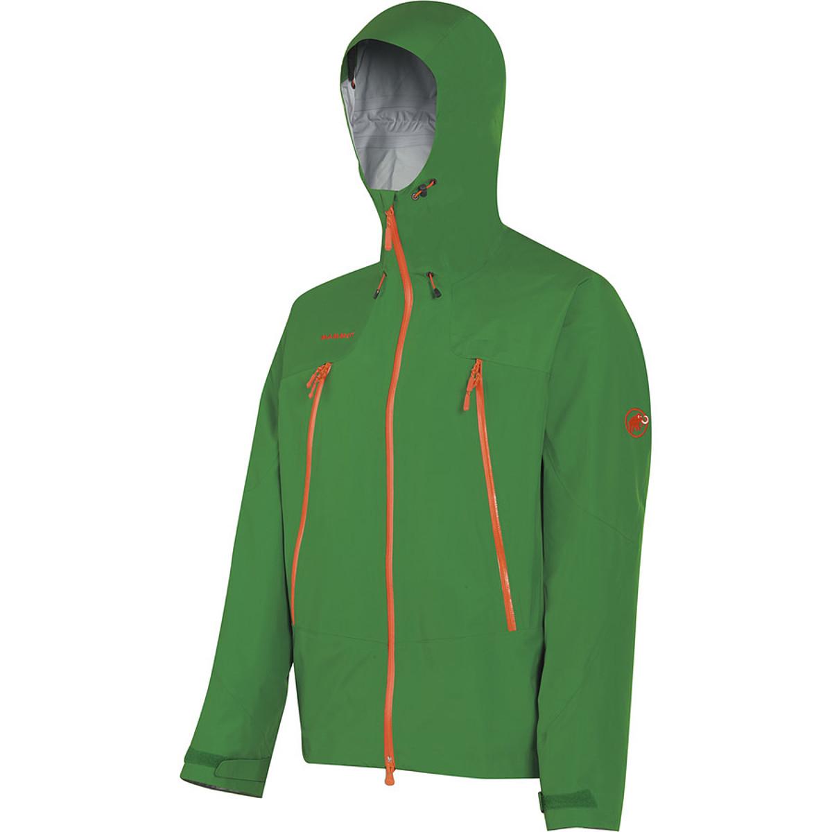 photo: Mammut Teton Jacket waterproof jacket