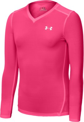 Under Armour HeatGear Longsleeve T Shirt