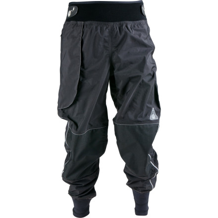 photo: Bomber Gear Hydrobomb Dry Pants paddling pant