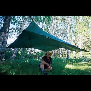 photo: Crazy Creek B.A. Tarp tarp/shelter