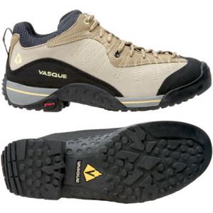 photo of a Vasque approach shoe