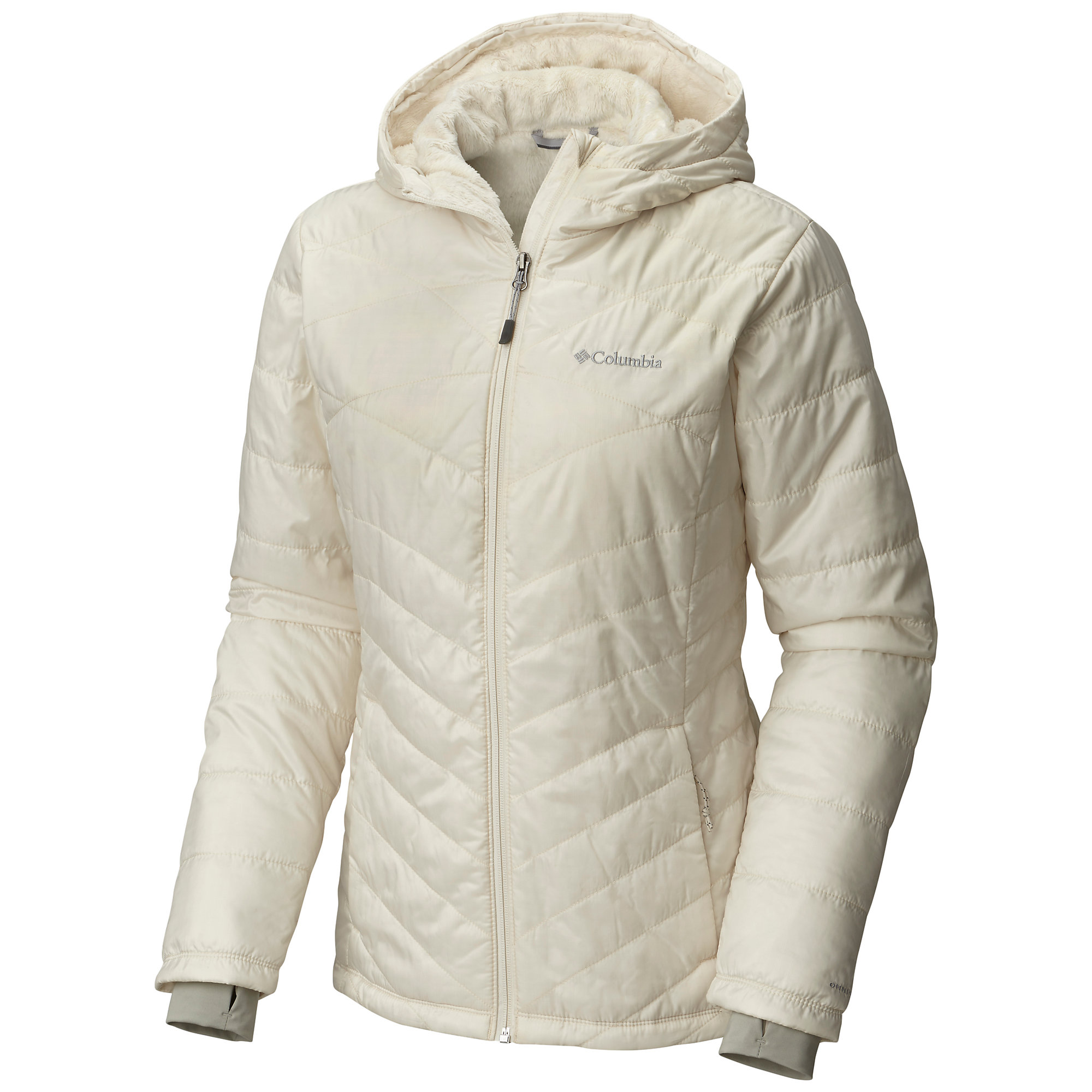 Columbia Mighty Lite Hooded Plush Jacket