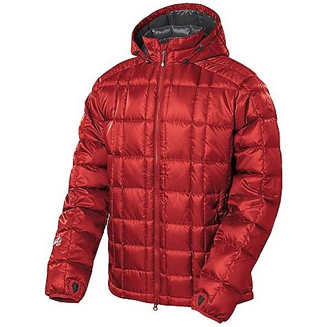 photo: Sierra Designs Super Stratus Jacket down insulated jacket