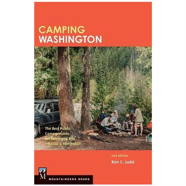 The Mountaineers Books Camping Washington