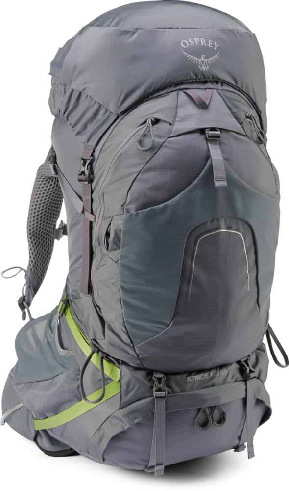 Osprey Europe Mens Atmos Ag 65 Backpacking Pack