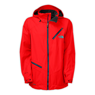 photo: The North Face Men's Cymbiant Jacket waterproof jacket