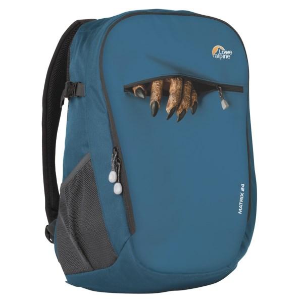 photo: Lowe Alpine Matrix 24 daypack (under 2,000 cu in)