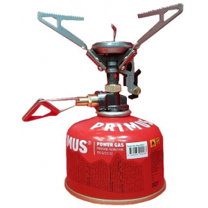photo: Primus MicronTrail Stove with Piezo compressed fuel canister stove