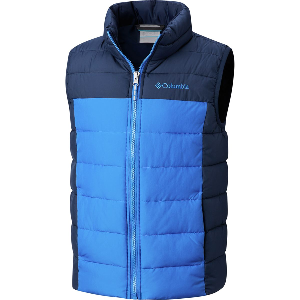 photo: Columbia Powder Lite Puffer synthetic insulated jacket