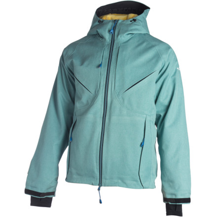 photo: Westcomb Flow FX Hoody snowsport jacket