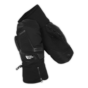 photo: The North Face Gonzo Mitt insulated glove/mitten