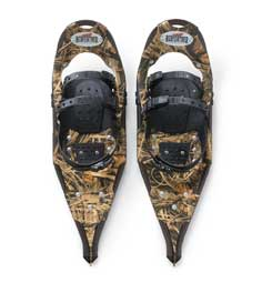 photo: Redfeather Stealth Series recreational snowshoe