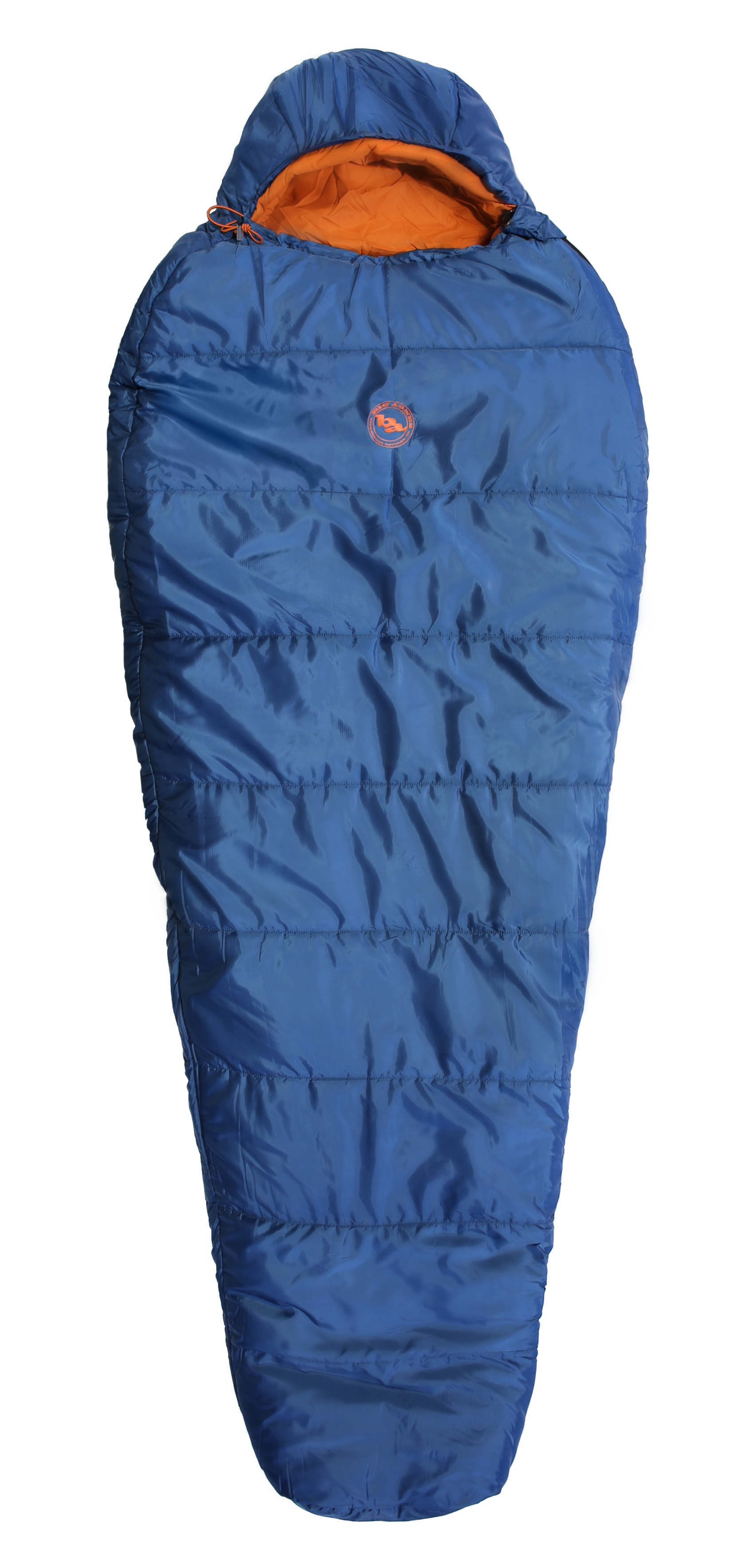 photo: Big Agnes Whalen 20 3-season synthetic sleeping bag