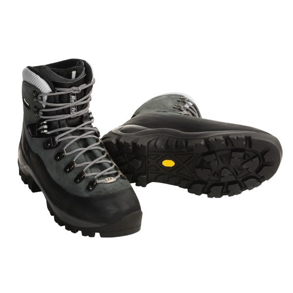 photo of a Raichle mountaineering boot
