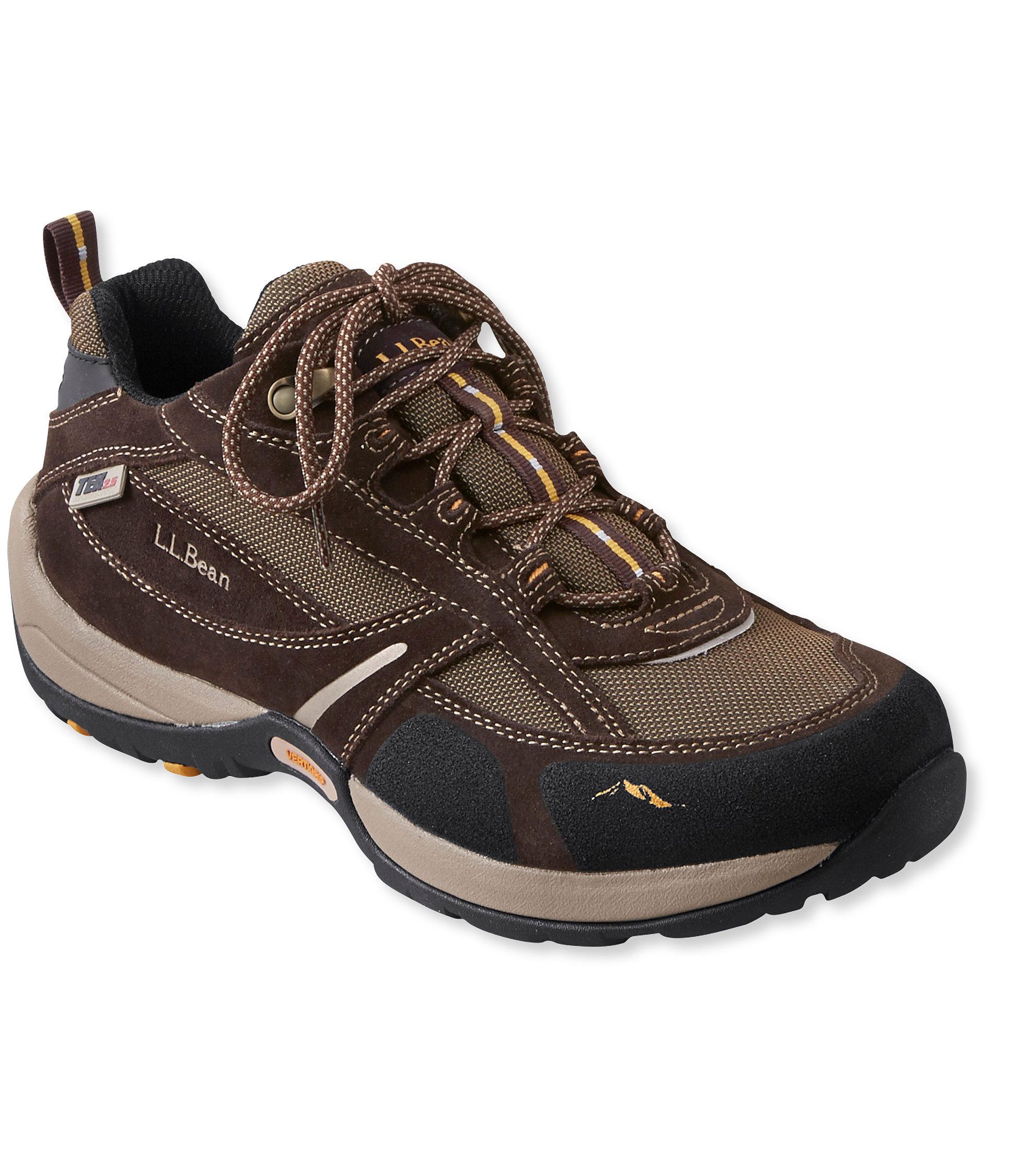 L.L.Bean Bean's Waterproof Trail Model Hikers, Low-Cut