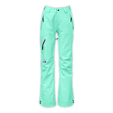 photo: The North Face Women's Cymbiant Pant waterproof pant