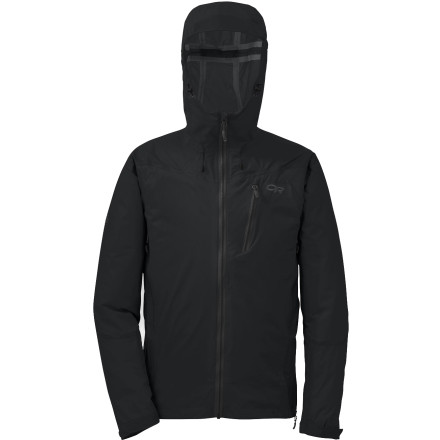 photo: Outdoor Research Proverb Jacket waterproof jacket