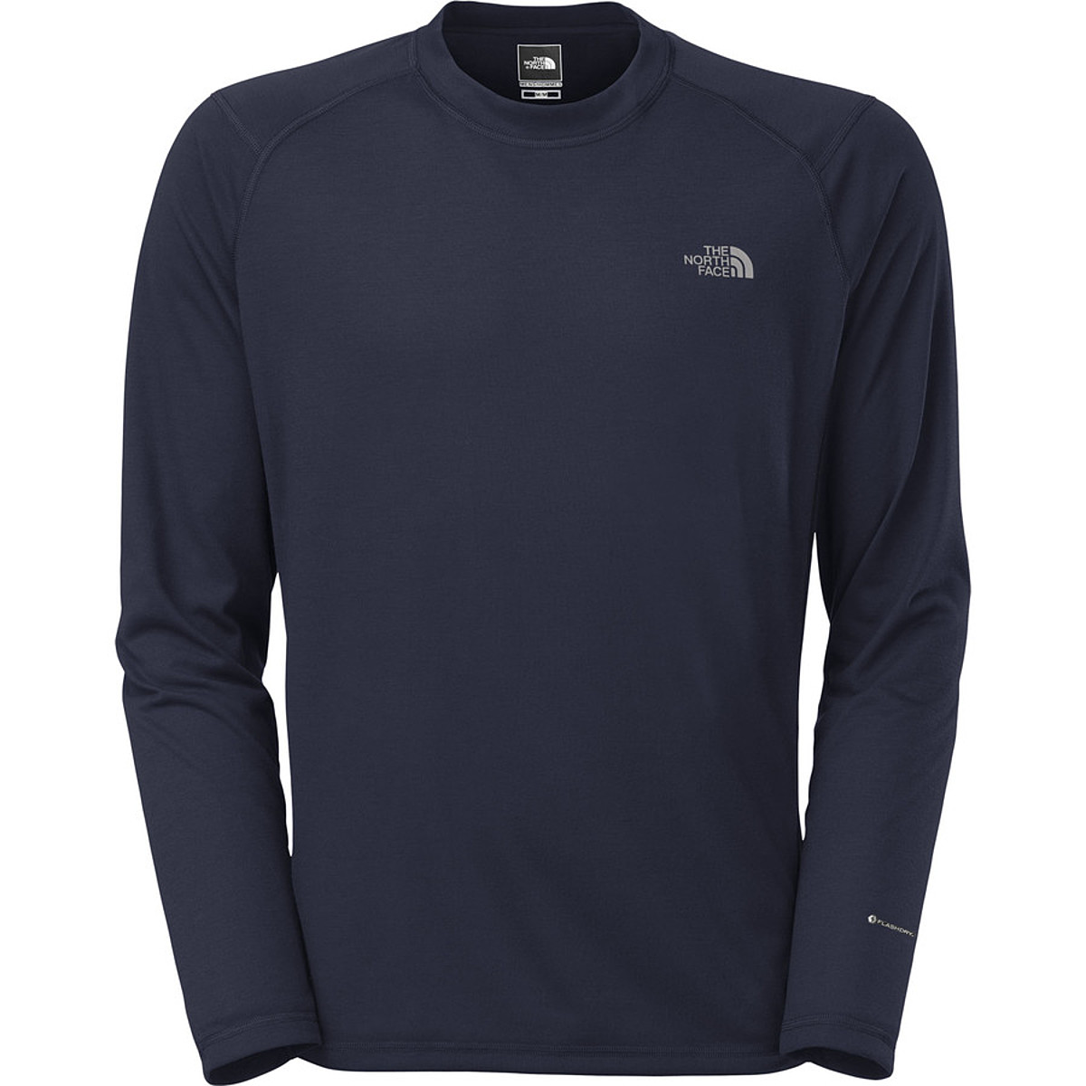photo: The North Face Flash Dry Long-Sleeve Crew long sleeve performance top