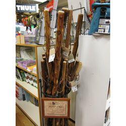 Brazos Walking Sticks Hardwood