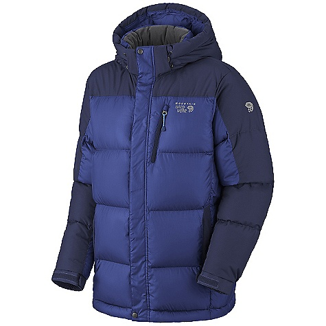 photo: Mountain Hardwear Sub Zero SL Parka down insulated jacket