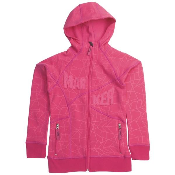 Marker USA Devo Tech Zip Hoodie Sweatshirt