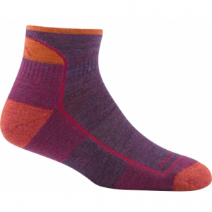 photo: Darn Tough Kids' Merino 1/4 Sock Cushion running sock