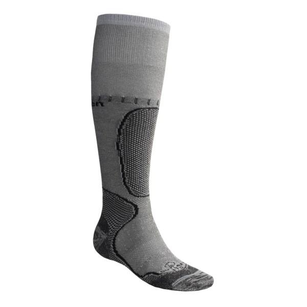 Lorpen Midweight Outlast Acrylic Ski Socks Over-the-Calf