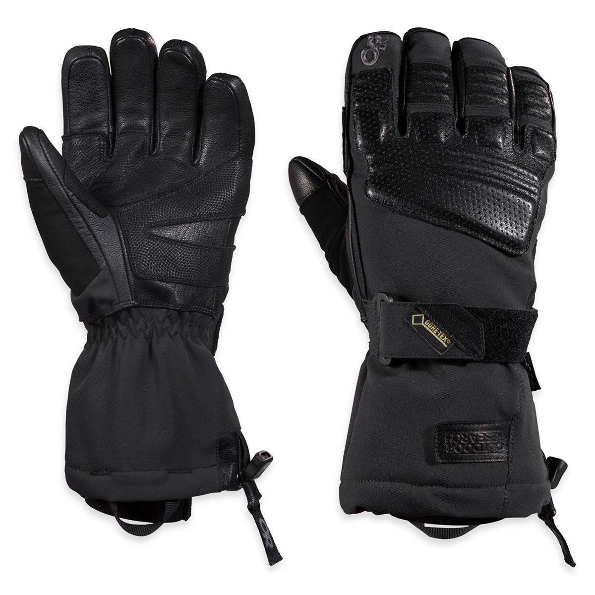 photo: Outdoor Research Olympus Sensor Gloves waterproof glove/mitten