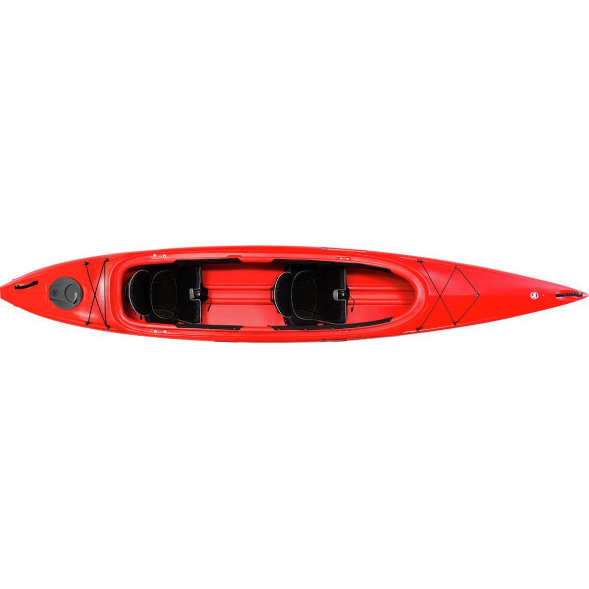 photo: Wilderness Systems Pamlico 145T Tandem recreational kayak