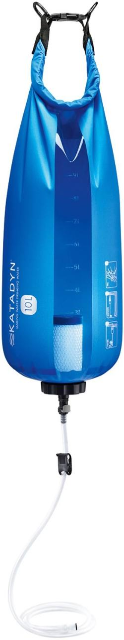 photo: Katadyn Base Camp Pro pump/gravity water filter