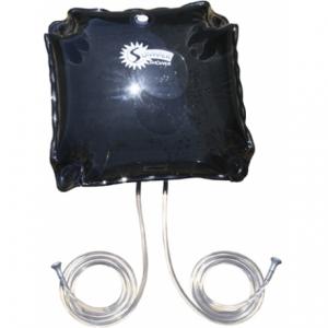 photo: Advanced Elements Double Header Summer Shower 10 Gallon hygiene supply/device