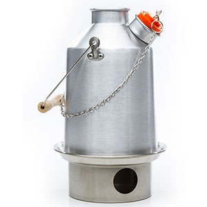 Kelly Kettle Aluminum Scout Medium Kelly Kettle