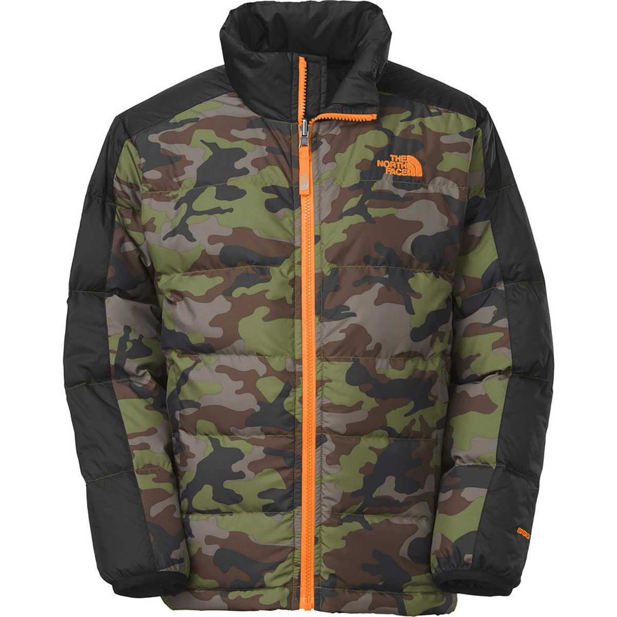 photo: The North Face Boys' Aconcagua Jacket down insulated jacket