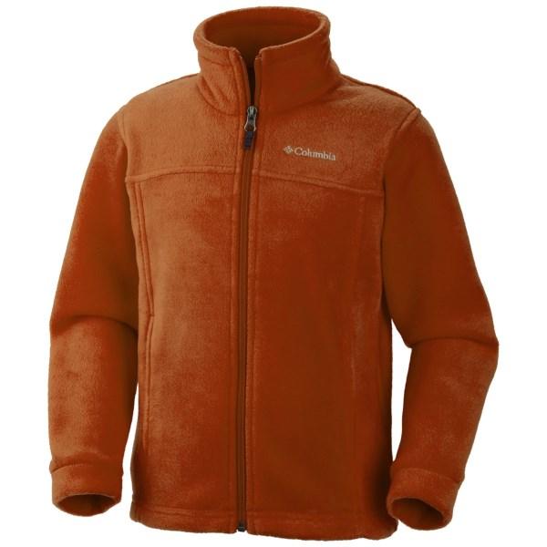 photo: Columbia Steens Mountain II fleece jacket